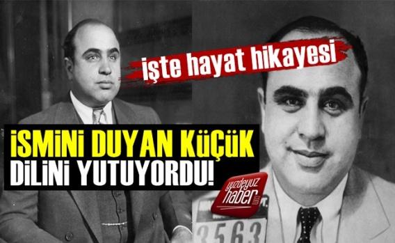 Al Capone Öleli 74 Yıl Oldu Ama...