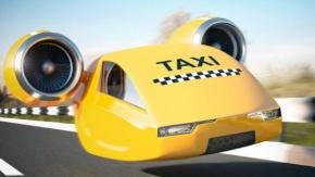 Uçan Taksiler Geliyor!
