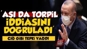 #039;Erdoğan Aşı da Torpil İddiasını Doğruladı#039;