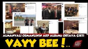 İşte Almanyalı Osmanlının AKP Albümü