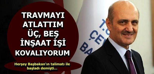 17 ARALIK TRAVMASINI ATLATMIŞ!