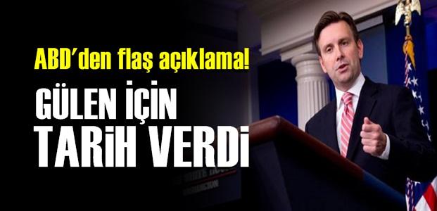 FETÖ İÇİN TARİH VERDİ!..