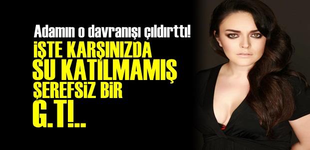 EZGİ MOLA'YI ÇILDIRTAN DAVRANIŞ!