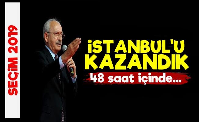 Kılıçdaroğlu: 48 Saat İçinde...
