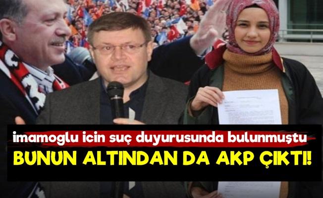 Bunun Altında da AKP Çıktı!