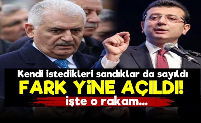 İstanbul'da CHP'nin Oyları Yine Arttı!