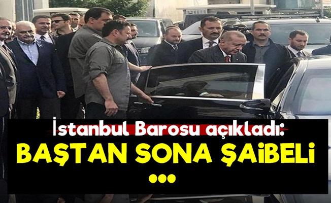 İstanbul Barosu: YSK'nın Kararı Şaibeli...