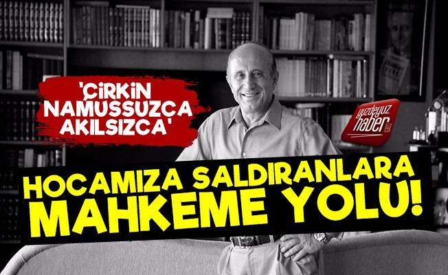 Yaşar Hocamıza İftiraya Mahkeme Yolu!