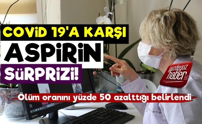 Covid 19'da Aspirin Sürprizi!