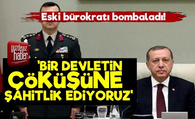 Deva Partisi: 'Devletin Çöküşüne Şahitlik Ediyoruz'