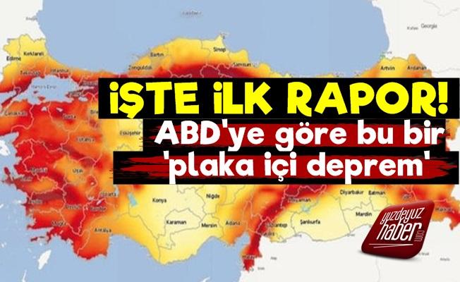 İşte İzmir Depremine Dair İlk Rapor!