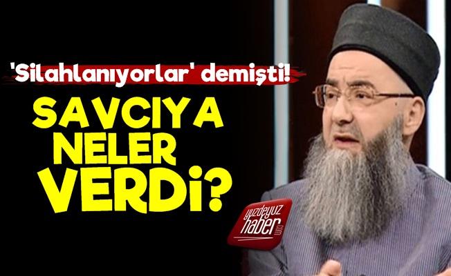 Cübbeli Ahmet Savcıya Neler Verdi?