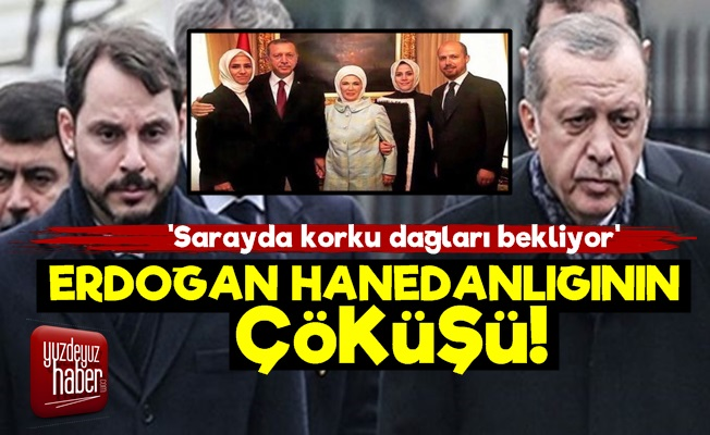 'Erdoğan Hanedanlığının Çöküşü'