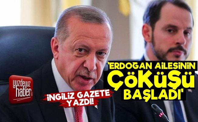 F.Times: Erdoğan Ailesinin Çöküşü Başladı