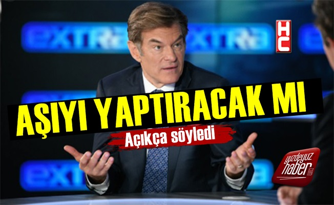 Mehmet Öz'den Covid19 Aşısına Dair Flaş Sözler!