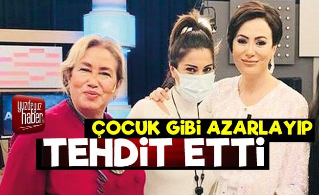 Avukat Handan Bakbak: Didem Arslan Yılmaz Tehdit Etti