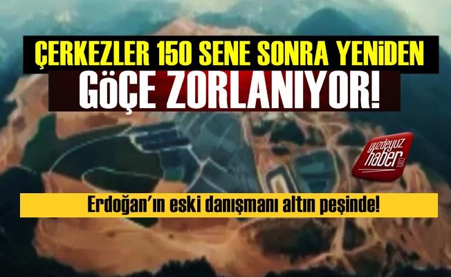 Çerkezlere 150 Yıl Sonra Altın İçin Göç Zulmü!
