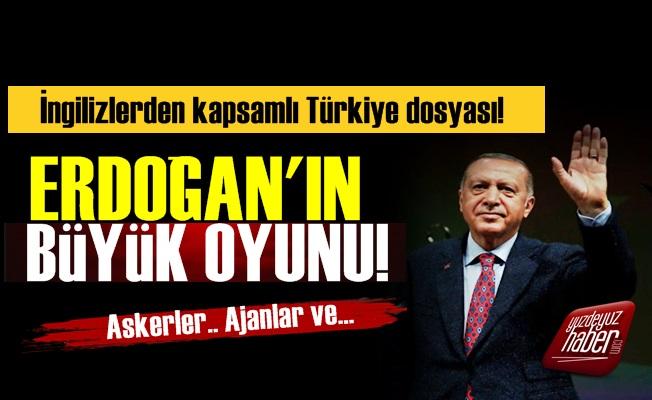 'Erdoğan'ın Büyük Oyunu'