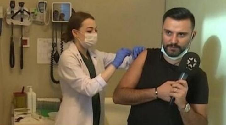 Saray Türkücüsü Alişan'a Aşı Torpili!