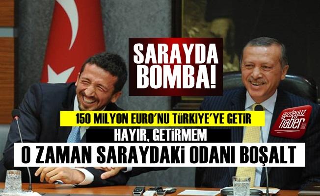 Sarayda Hidayet Türkoğlu Bombası!
