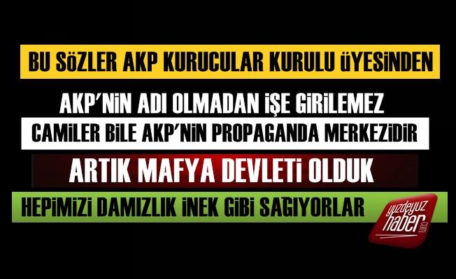 """""""Türkiye'yi Damızlık İnek Gibi Sağıyorlar'"""