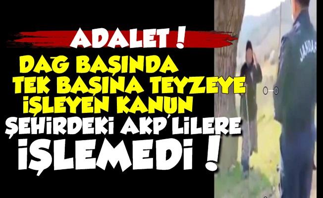 Dağ Başında İşleyen Kanun AKP Kongresi'ne İşlemedi!