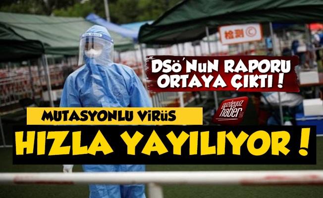Dünyada Mutasyonlu Virüs Paniği!