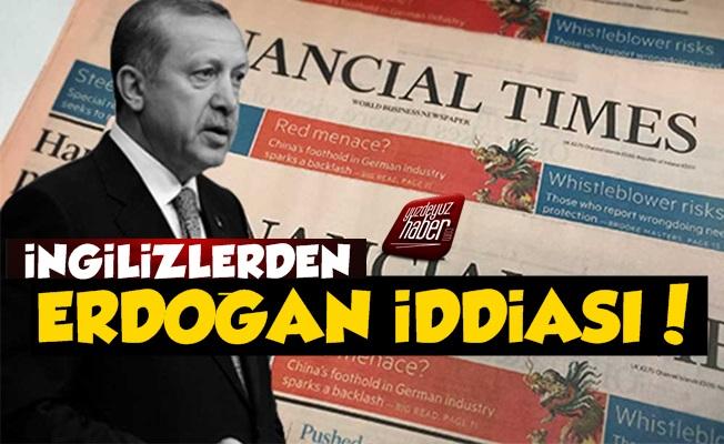İngilizlerden Erdoğanve Naci Ağbal İddiası!