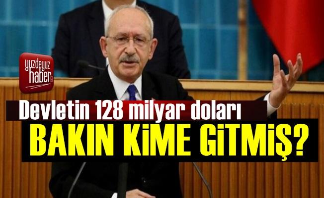 Kılıçdaroğlu Kayıp 128 Milyar Doları Anlattı!