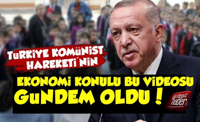 TKP'den Ekonomi Konulu Gündem Olan Video!