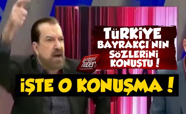 İşte Bildiriyle İlgili AKP'lileri Çıldırtan O Konuşma!