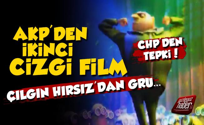 AKP'den İkinci Video CHP'den Jet Tepki
