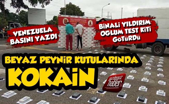 Beyaz Peynire Gizlenmiş Kokainler Türkiye'de