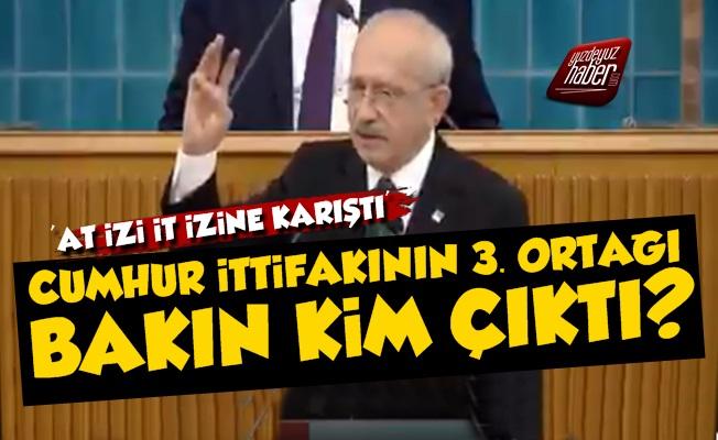 Kılıçdaroğlu, Cumhur İttifakının 3. Ortağını Açıkladı