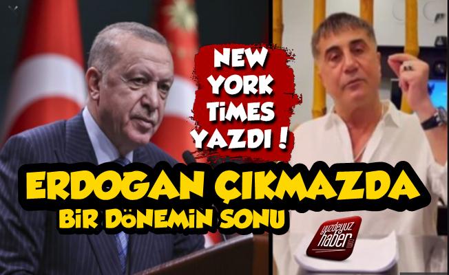 NYT: Erdoğan Çıkmazda, Bir Dönemin Sonu
