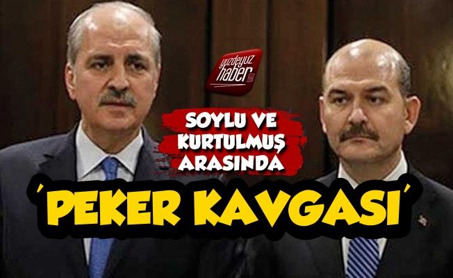 AKP'de Süleyman Soylu İle Numan Kurtulmuş Kavgası