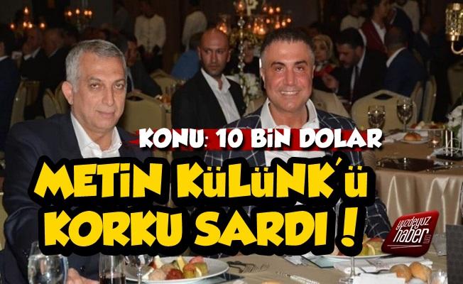 AKP'li Metin Külünk'ü Korku Sardı Çünkü...