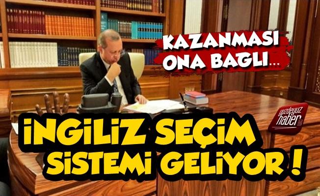 AKP'nin Seçim Planı: İngiliz Sistemi...