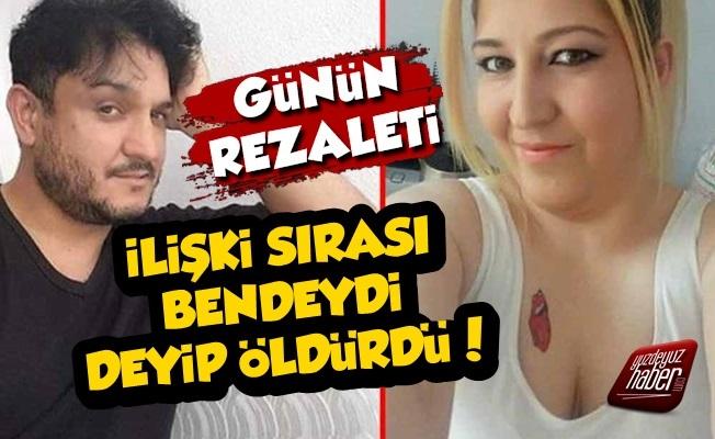 Ankara'da Üçlü İlişki Rezaleti