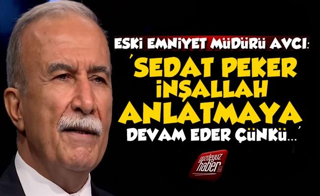 Hanefi Avcı'dan Çarpıcı Sedat Peker Sözleri