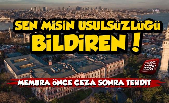 İstanbul Üniversitesi'nde Skandal Olaylar...
