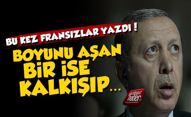 France 24: Erdoğan Boyunu Aşan Bir İşe Kalkışıp