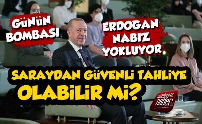Erdoğan'ın Aklındaki Plan: Güvenli Tahliye...