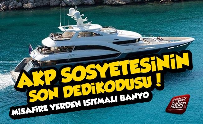 AKP Sosyetesinin Son Dedikodusu, Kadrolu Müteahhit Kalyon Holding