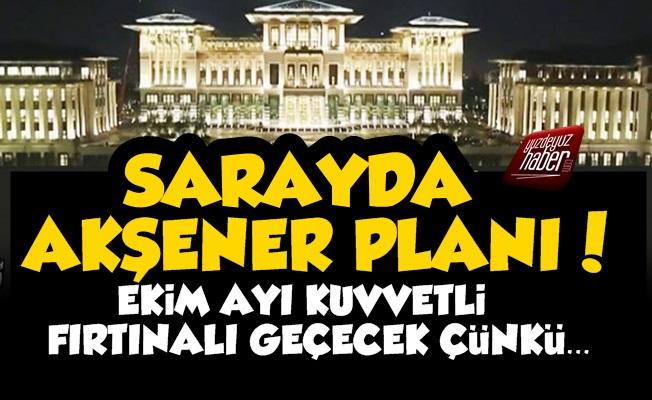 Beştepe'de Meral Akşener Planı!