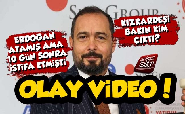 Erdoğan'ın TCDD'ye Atadığı Murat Atik İle İlgili Bomba Video