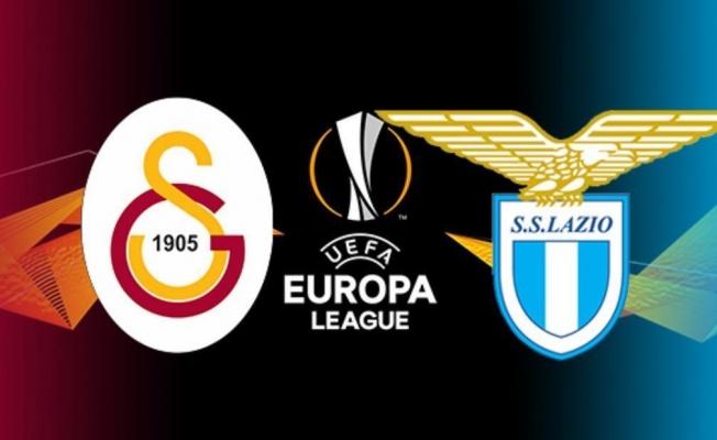 Galatasaray - Lazio Maçı Kaç Kaç, Maç Bitti mi?
