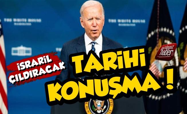 Son Dakika! Joe Biden'dan Tarihi Konuşma