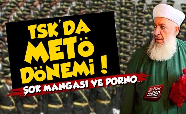 TSK'da Menzil Örgütlenmesi ve Şok Manga