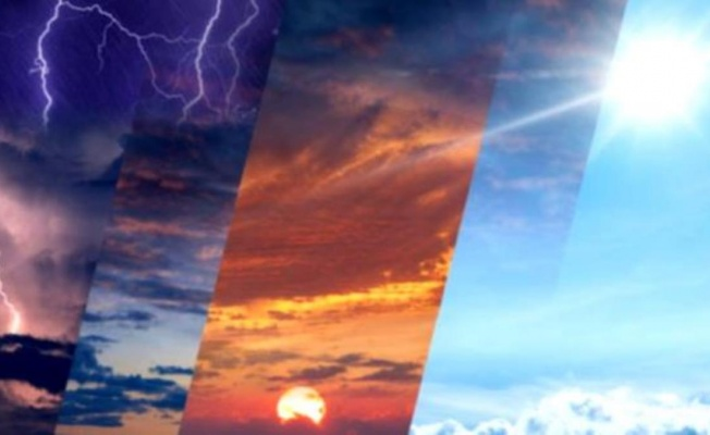 İl İl Hava Durumu, İstanbul, İzmir, Ankara'da hava durumu, 20 Ekim Çarşamba hava durumu!